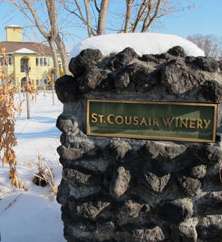 St.Cousair WInery Estate Tour & Tasting