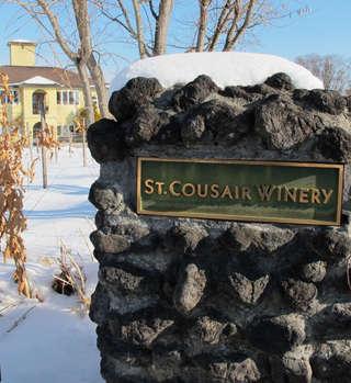 St.Cousair WInery Estate Tour & Tasting