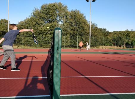 Half Term at Saxmundham Tennis Club