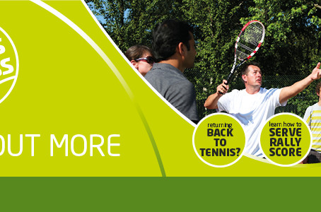 Tennis Xpress starts 24th May
