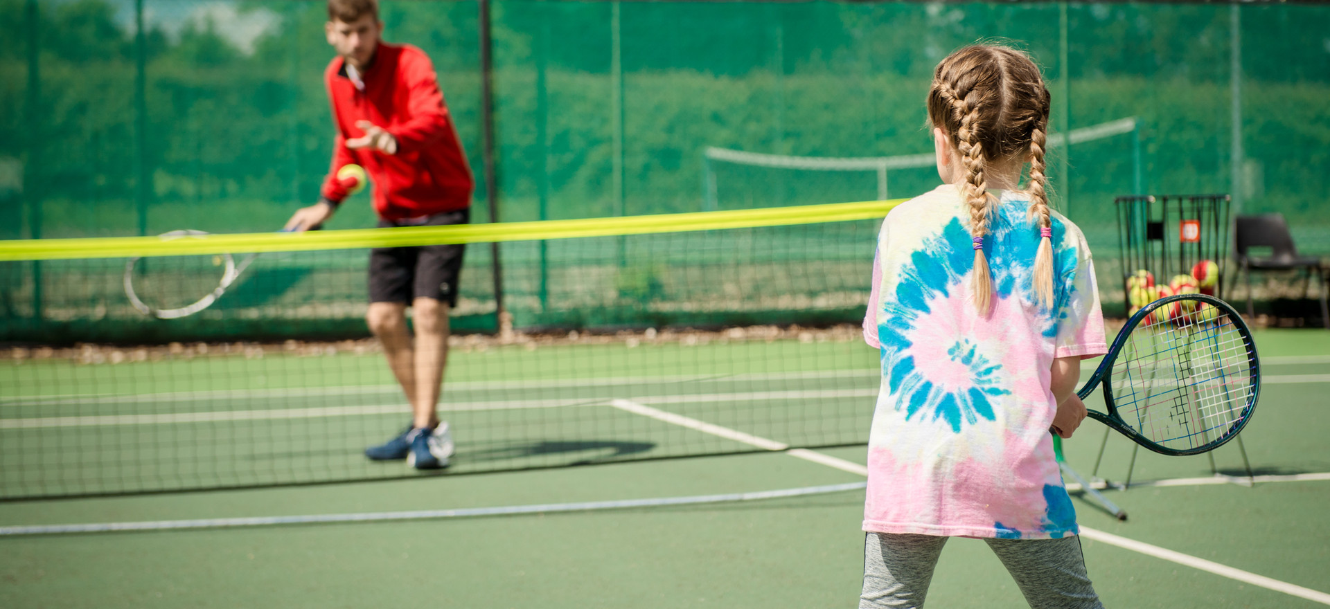 Our junior coaching sessions are great fun and very popular