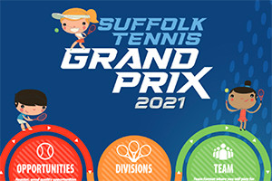 We're hosting the Suffolk Youth Tournament Grand Prix on Sunday 19th September - can you help out?