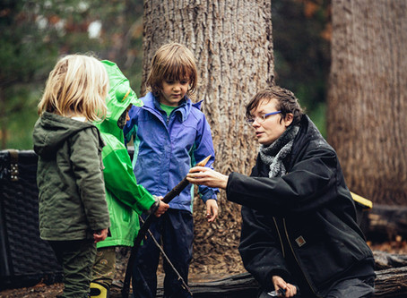 Changing with the Seasons: Exciting Forest School Updates For Fall