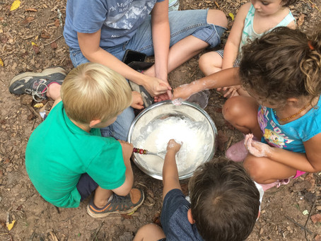 JOIN OUR TEAM! NOW HIRING PART-TIME FOREST SCHOOL TEACHERS