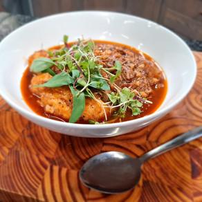 Lam en Tamatie Sop