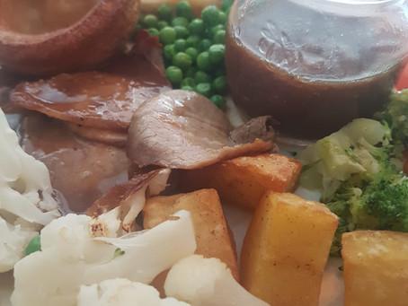 Roast Beef : Un plato especial de este domingo Nov 4 / Special dish this sunday Nov 4