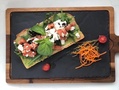 Sunday Jan 20, Red Velvet honors Italian cuisine with Bruschetta & Lasagna. Come & join us.