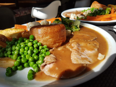 Cold days are coming.... therefore our Sunday Roast dish is back this Sunday. Come and see us