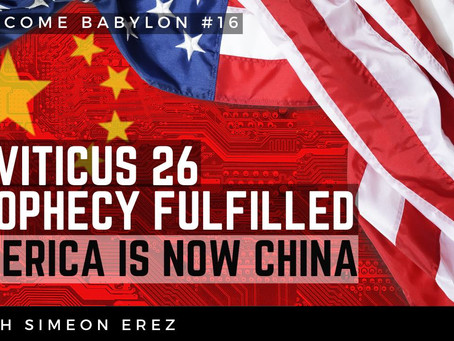 Trump Concedes, Ancient Prophecy Fulfilled, America Is Now China [OB#16a]
