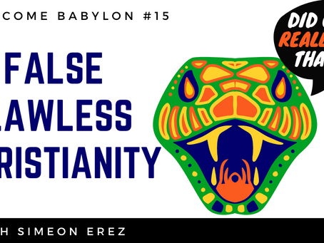 Why I Left Christianity and the False Lawless Gospel