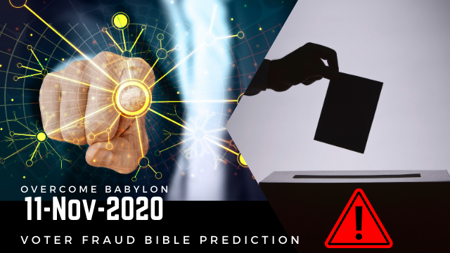 How The Bible Predicted Voter Fraud Over 3000 Years Ago