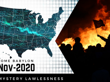 Why Is America Collapsing? pt1: Mystery Lawlessness