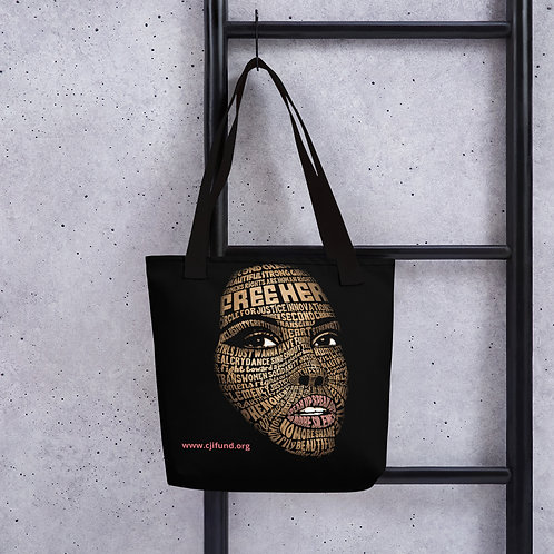 FreeHer Tote bag