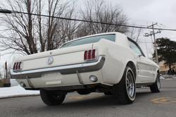 Mustang coupé 1966 Nissart Concept