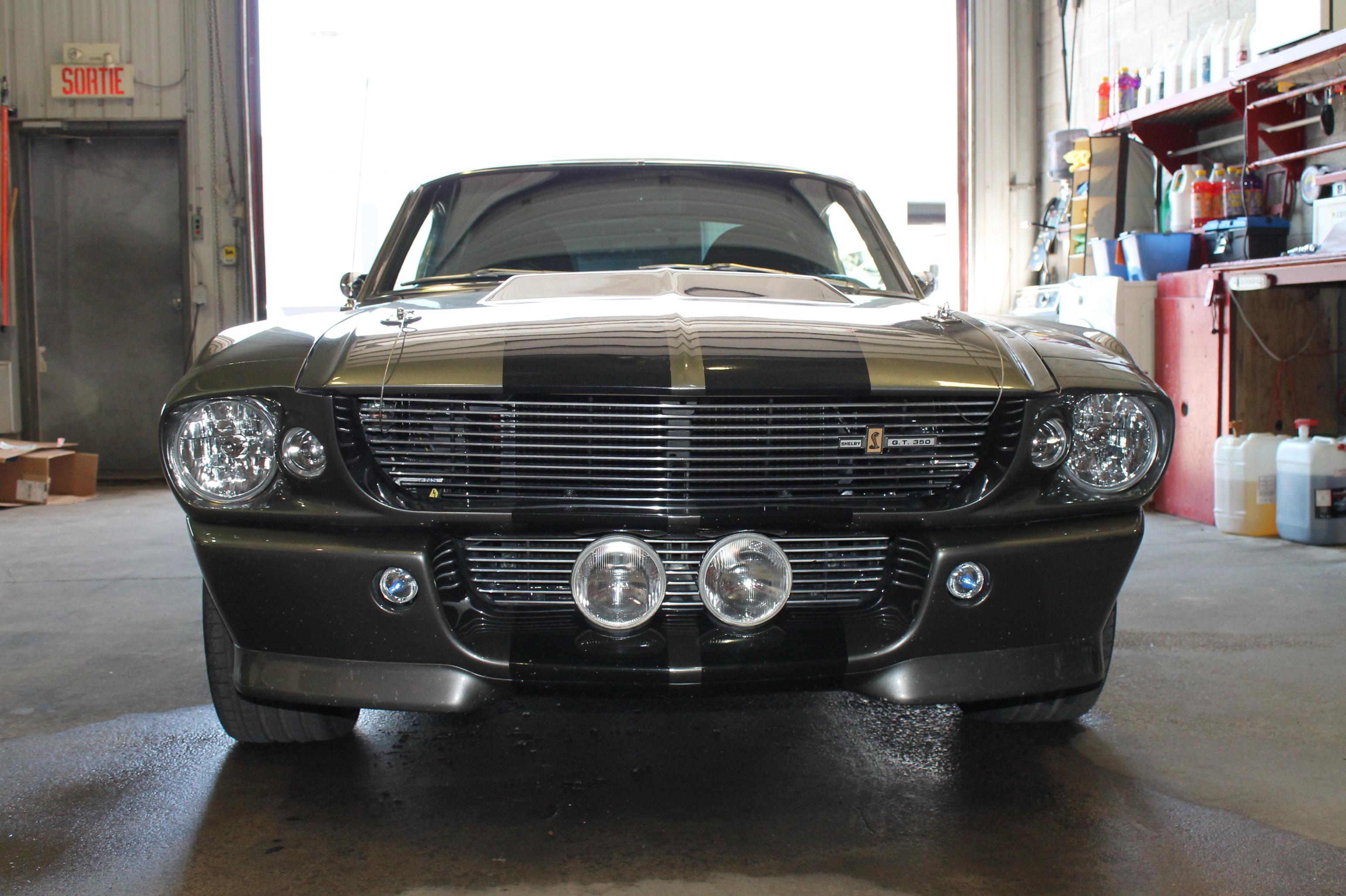 Mustang Eleanor Nissart Concept