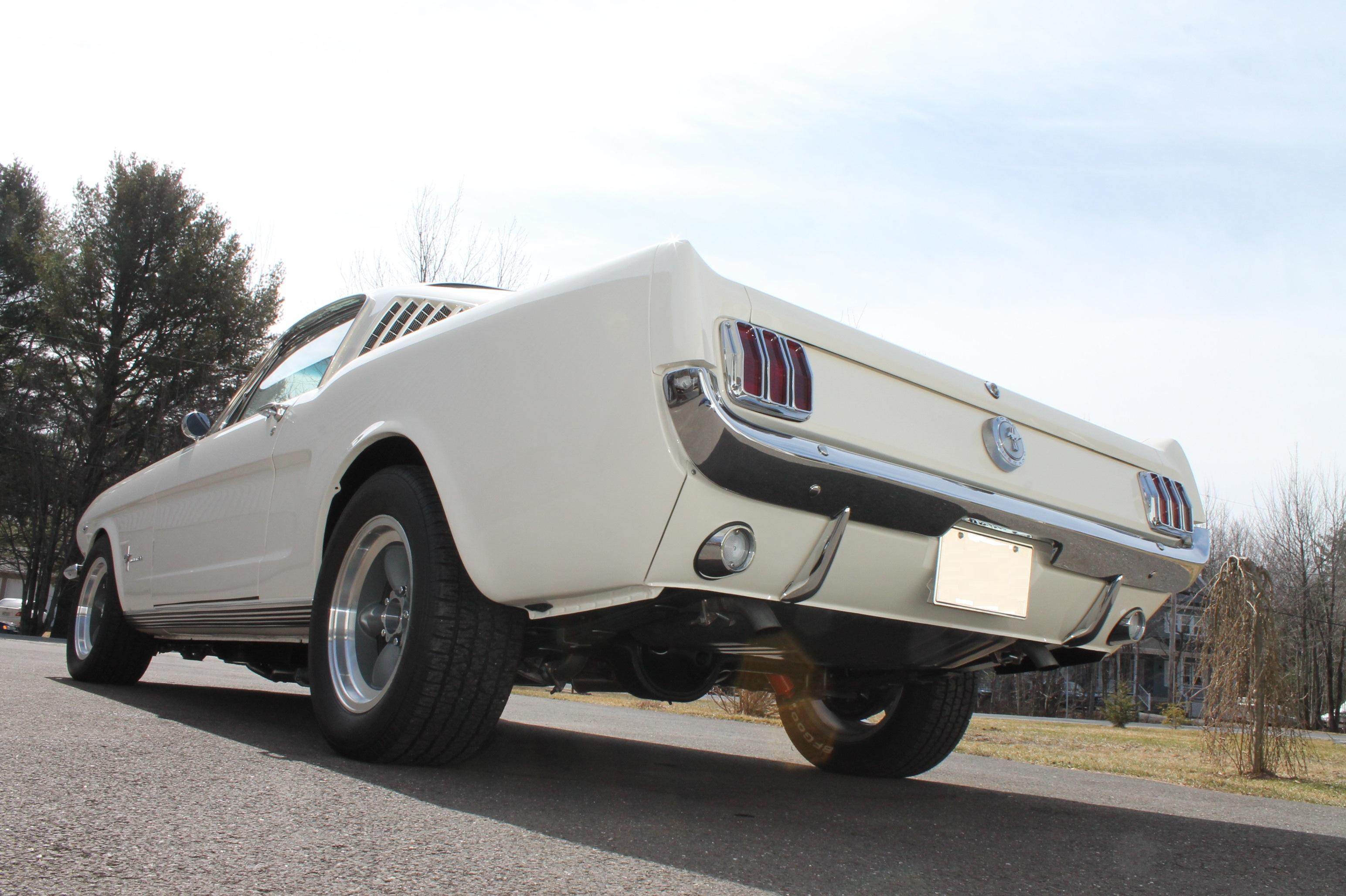 Mustang 1965 Nissart Concept