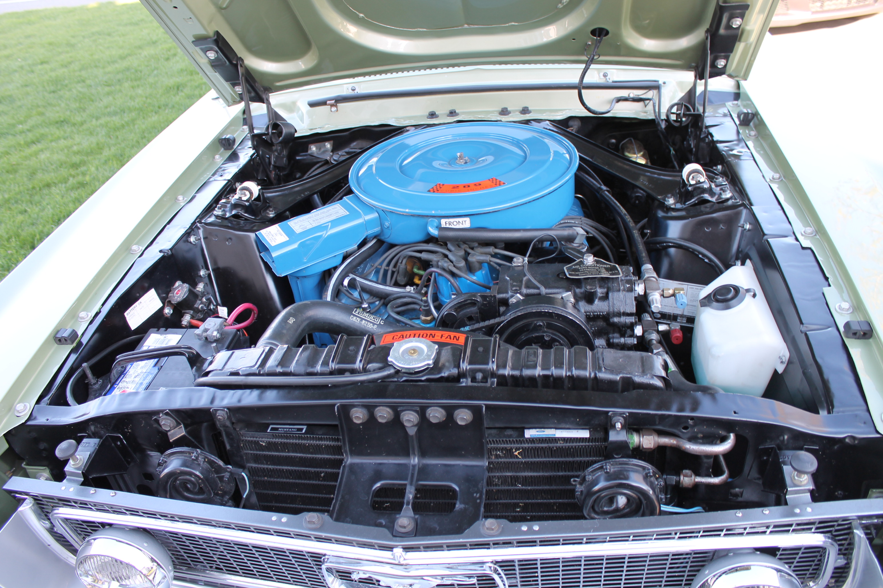 V8 289 Nissart Concept