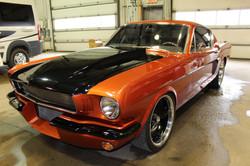 Mustang 66 Restomod Nissart Concept