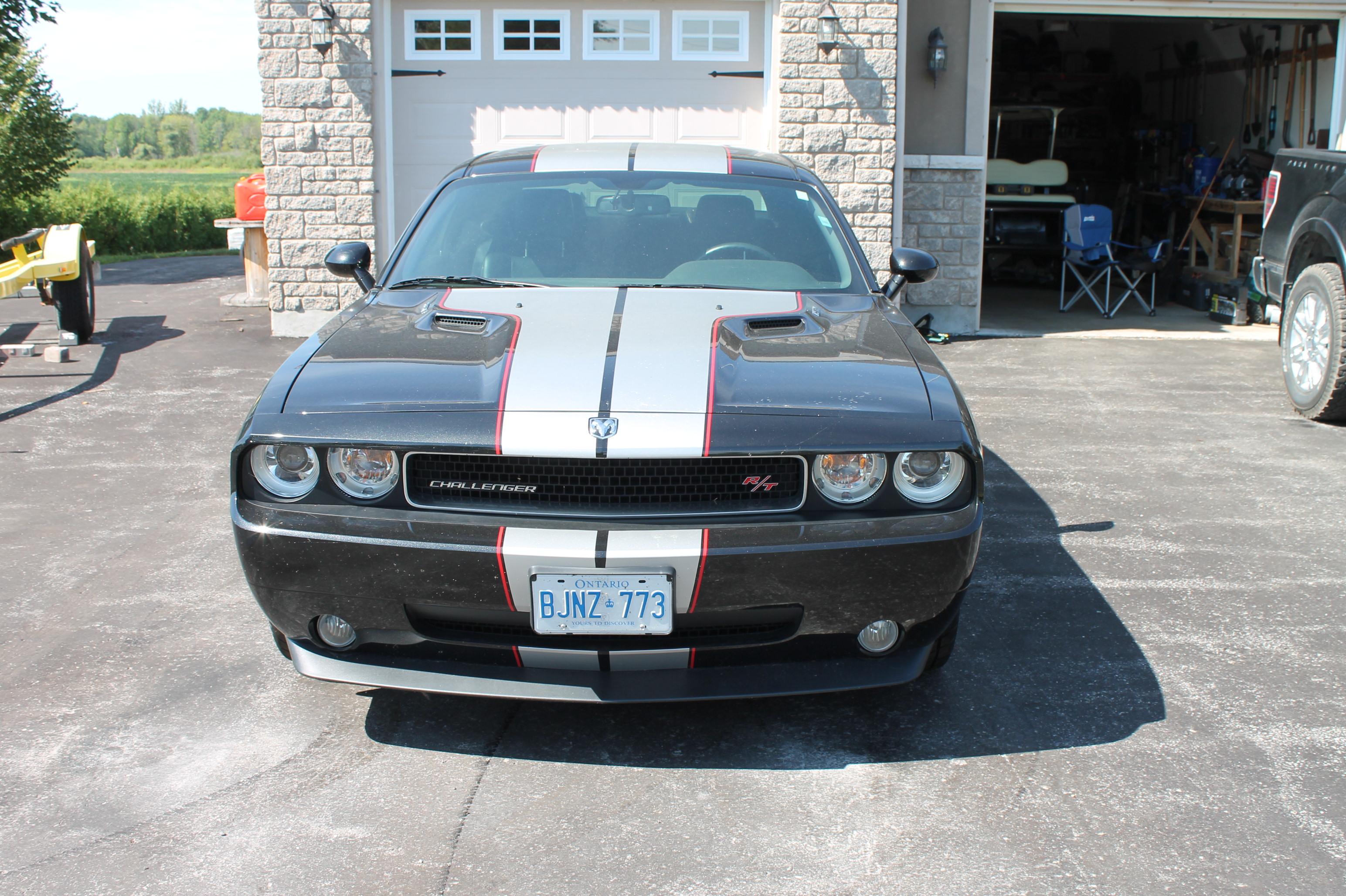 Challenger R/T 2009 Nissart Concept