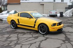 Mustang GT 2006 Nissart Concept