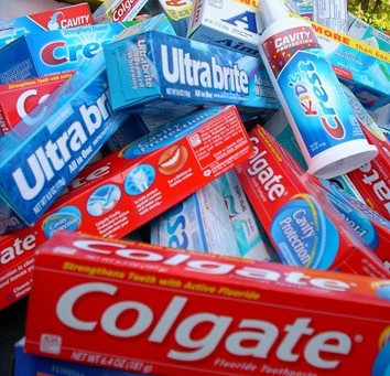 Which toothpaste should we use?