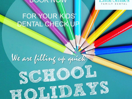 Book Now for School Holidays! 😁