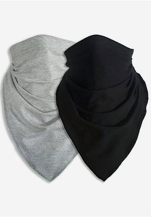 Chusta do zakrywania twarzy i nosa - 2szt komplet