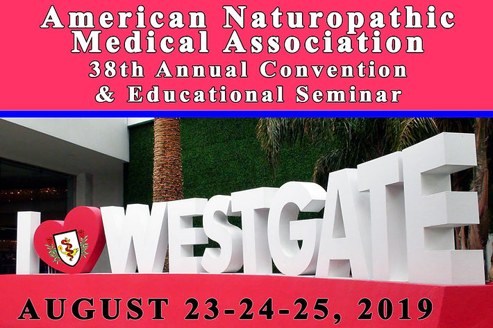 Convention | American Naturopathic Medical Association|