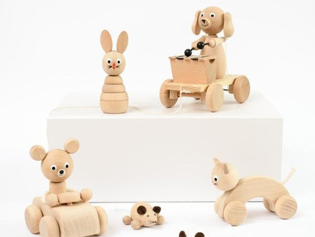Waarom je voor houten speelgoed zou moeten kiezen.
