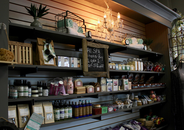 Specialty Soaps & Bath Bombs
