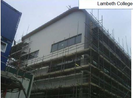 Lambeth Collage