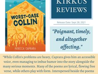 Worst-Case Collin: Kirkus Review