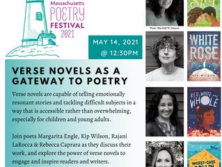 Mass Poetry Festival Panel