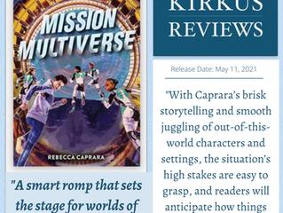 Mission Multiverse: Kirkus Review