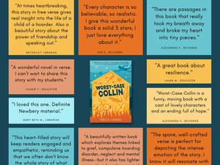 What readers are saying about COLLIN...
