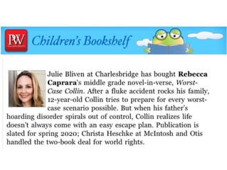 Book Deal Announcement!