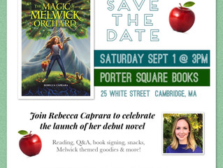 Melwick Launch Party - You're invited!