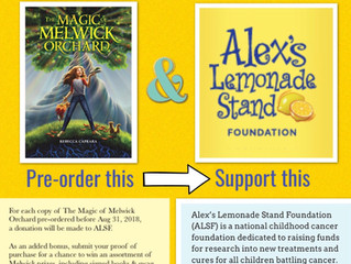 Melwick Orchard Pre-order Campaign to Benefit Alex's Lemonade Stand Foundation