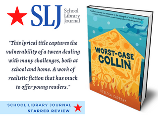 *Starred Review* for WORST-CASE COLLIN!