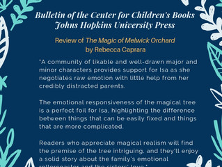 Review: Center for Children's Books