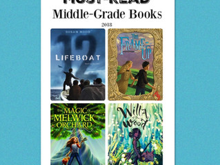 Must-Read Middle-Grade Books via Imagination Soup