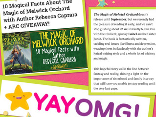 10 Magical Facts on YAYOMG!
