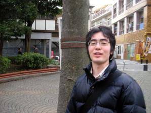 慶應大学文学部 林靖英(はやし やすひで)