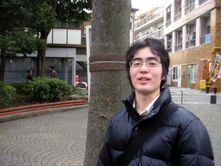 慶應義塾大学文学部 林靖英(はやし やすひで)