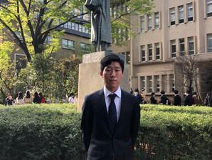 早稲田大学国際教養学部 金子峻太郎(仮名)