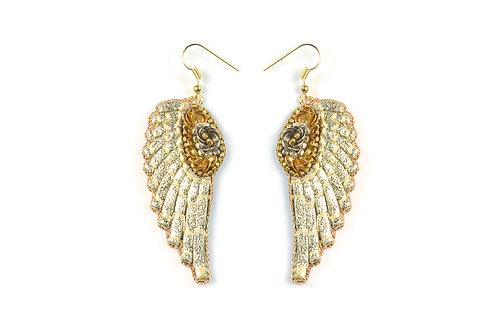 Boucles d'oreilles NAHUA Angel