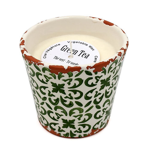 Bougie thé vert Wax Design