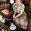 Thumbnail: flower painting blouse