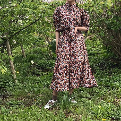 flower garden skirt