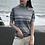 Thumbnail: high neck knit top